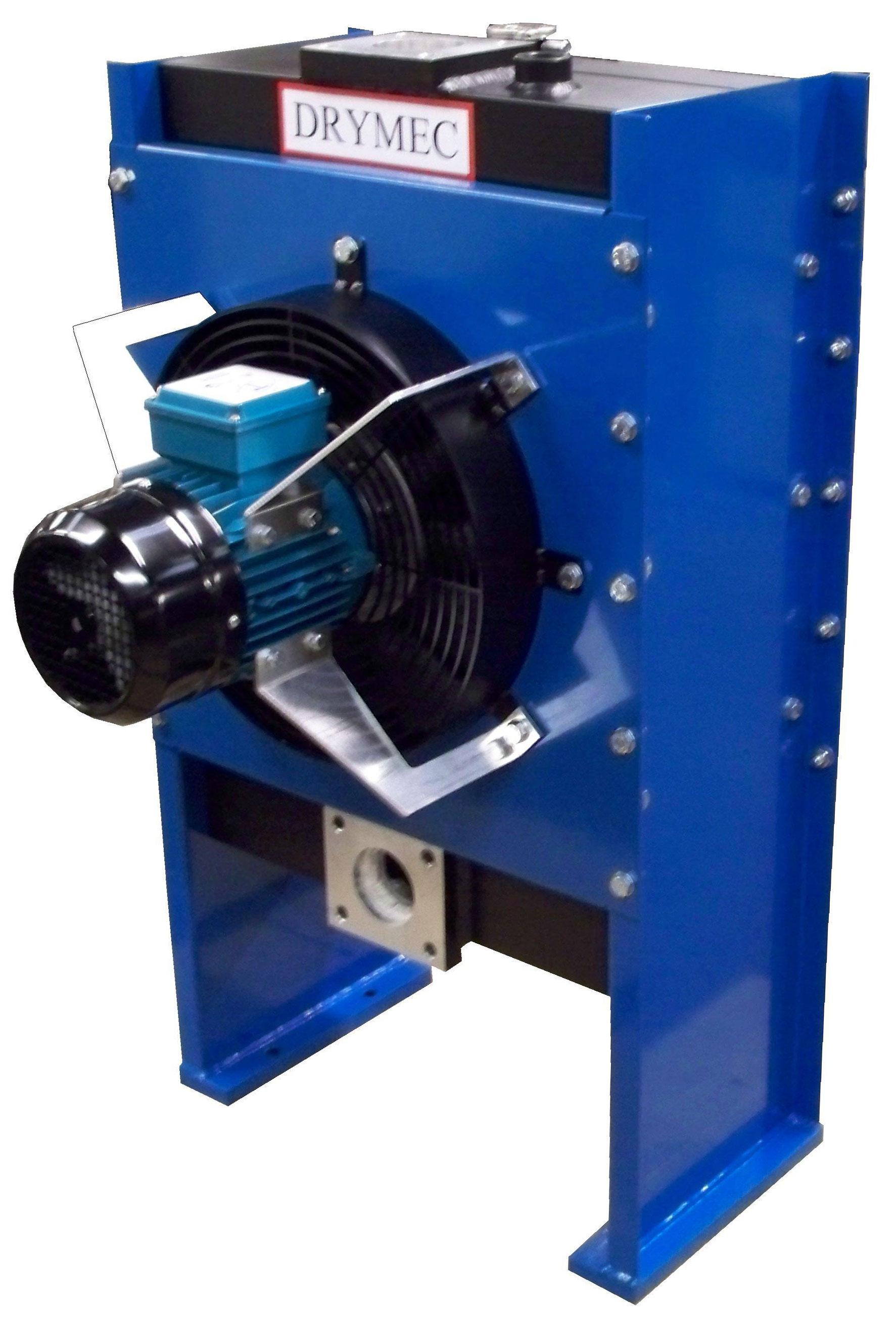 Air Compressor Cooler : Drymec compressed air aftercoolers