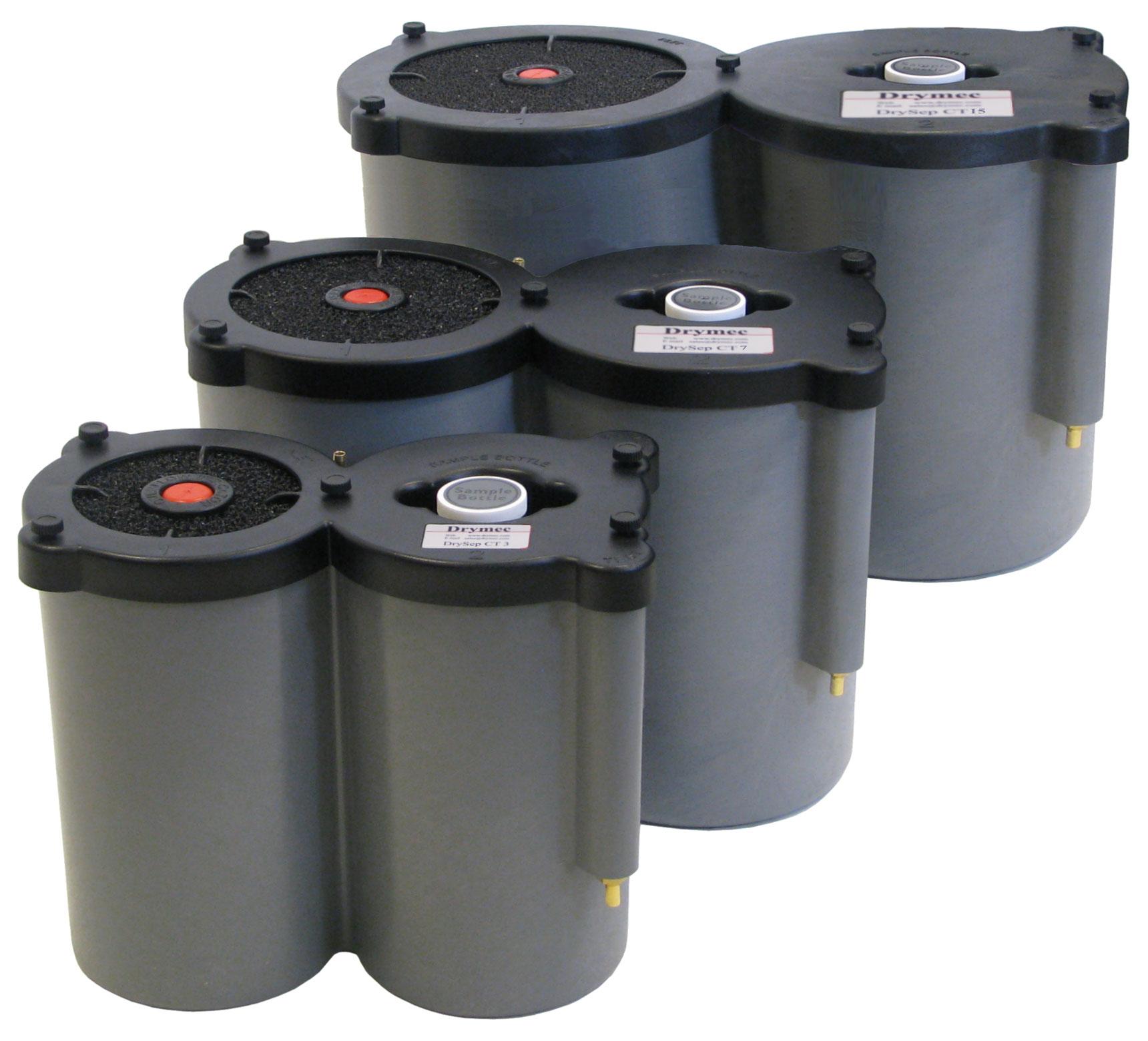 Drymec oil water separators